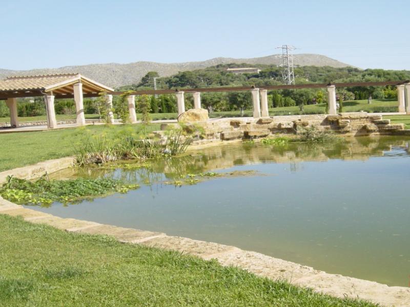 Lagunas Ornamentales